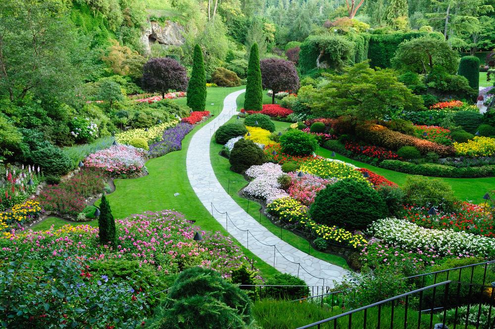 Les ornements du jardin – Agence Altea