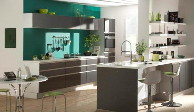 Cuisine agence altea - Relooker une cuisine en formica ...